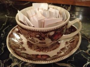 conversation cup
